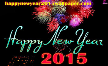 Happy New Year 2015 New Wallpaper