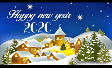 Happy New Year 2020 Best Hd Wallpapers