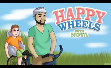Happy Wheels Wallpaper