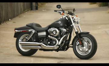 Harley Davidson Fat Bob Wallpaper