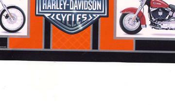Harley-Davidson Wallpaper Border