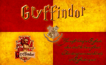 Harry Potter Gryffindor Wallpaper