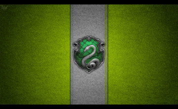 Harry Potter Slytherin Wallpaper