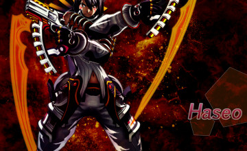Haseo Background