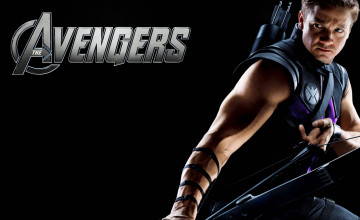 Hawkeye Avengers Wallpaper