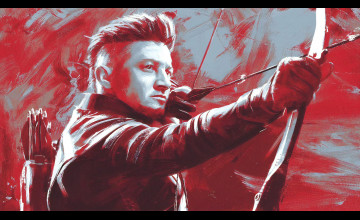 Hawkeye Endgame Wallpapers