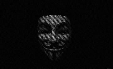 HD Anonymous Wallpaper