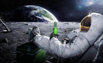 HD Astronaut Wallpaper