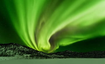 HD Aurora Borealis Wallpaper
