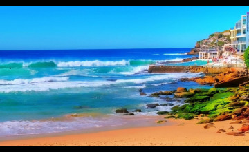 HD Beach Wallpapers 1080P