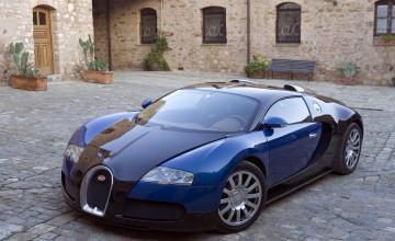 HD Bugatti Wallpaper