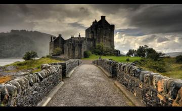 HD Castle Wallpaper
