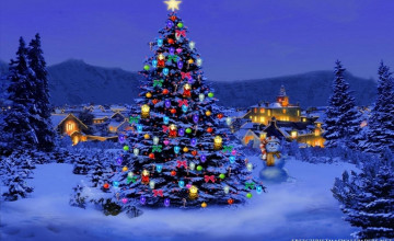 HD Christmas Wallpaper 1920x1200