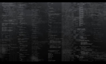 HD Code Wallpaper