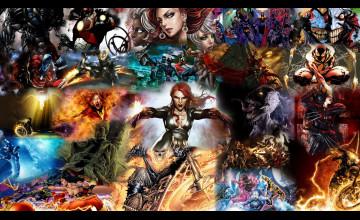 HD Comic Book Wallpapers