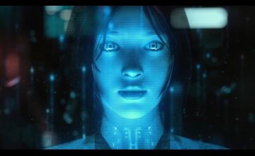 HD Cortana Wallpaper