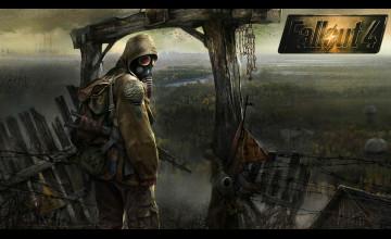 HD Fallout 4 Wallpaper