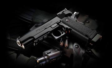 HD Firearms Wallpapers
