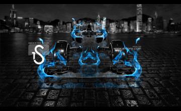 HD Formula 1 Wallpapers