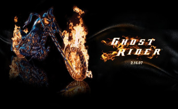 HD Ghost Rider Wallpapers