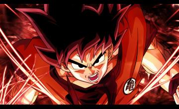HD Goku Wallpaper