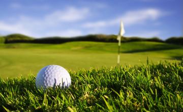 HD Golf Course Wallpaper