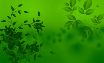 HD Green Wallpaper