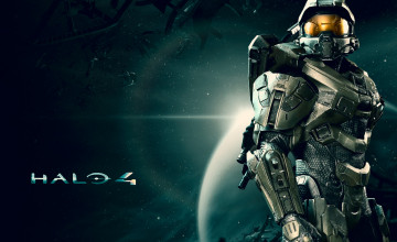 Hd Halo 4 Backgrounds