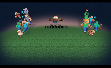 HD Herobrine Wallpapers