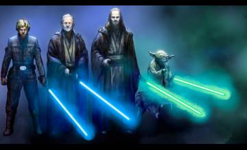 HD Jedi Wallpaper