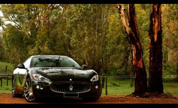 HD Maserati Wallpaper