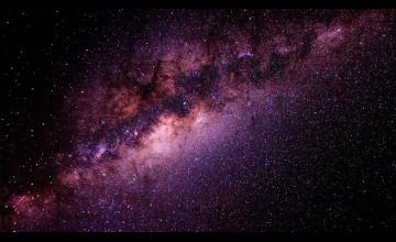 HD Milky Way Galaxy Wallpaper