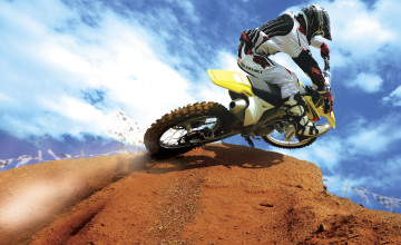 HD Motocross Wallpapers for Desktop