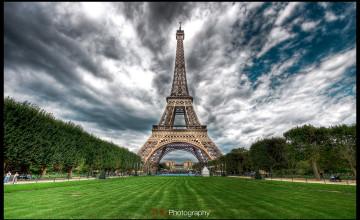 HD Paris Wallpaper