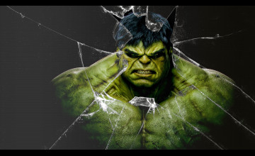 HD PC Hulk Wallpaper