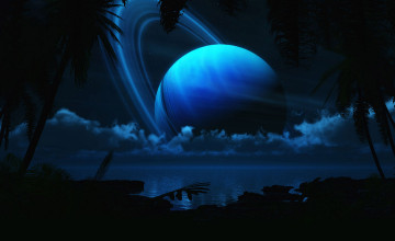 HD Planet Wallpaper
