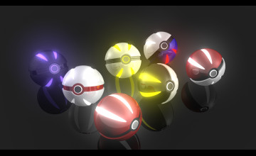 HD Pokeball Wallpapers