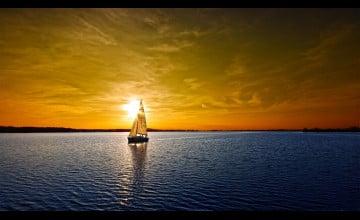 HD Sailing Wallpaper