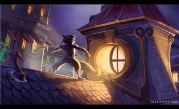 HD Sly Cooper Wallpaper