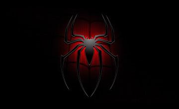 Spiderman Logo Wallpaper Wallpapersafari