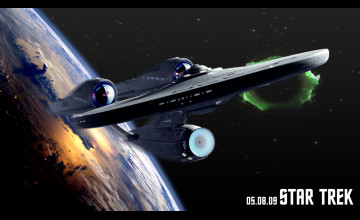 Hd Star Trek Wallpaper