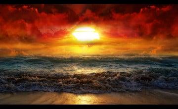 HD Sunset & Sunrise Wallpapers