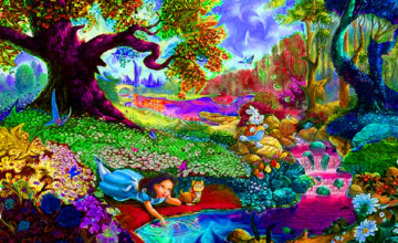 73 Hd Trippy Backgrounds On Wallpapersafari