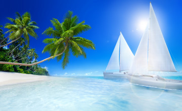 HD Tropical Wallpapers