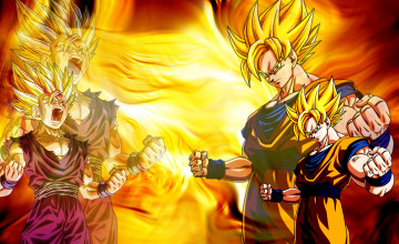 HD Wallpaper Dragon Ball Z