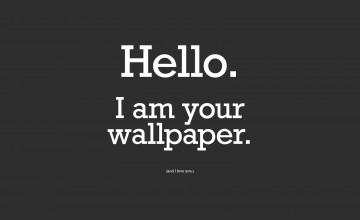 HD Wallpaper Funny Quotes