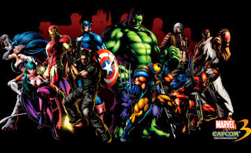 HD Wallpapers 1080p Marvel