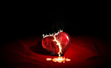 43 Broken Heart Wallpapers With Quotes On Wallpapersafari