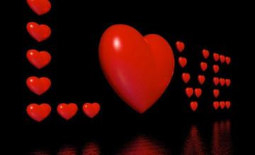 Heart Love Wallpaper Images