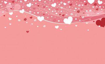 Hearts Desktop Wallpaper